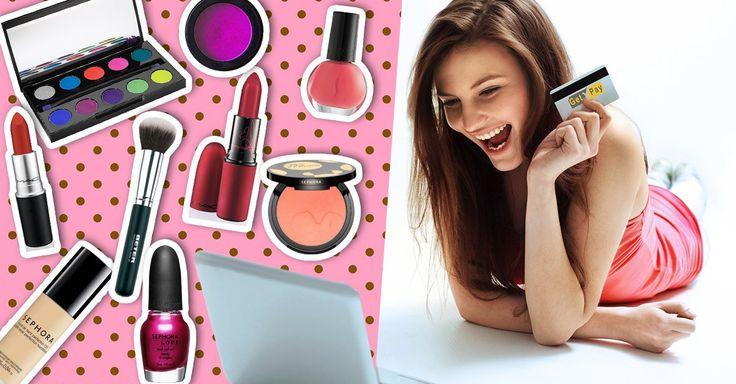 Si eres una chica adicta almaquillaje, sabrás que comprar en línea significa: obtener el mejor labial, el maquillaje, las ofertas y, claro, el mejor look del año.  Lamentablemente, no todas las tiendas online pueden garantizarte el éxito total. Por ello nos dimos a la tarea de buscar 15 sitios en