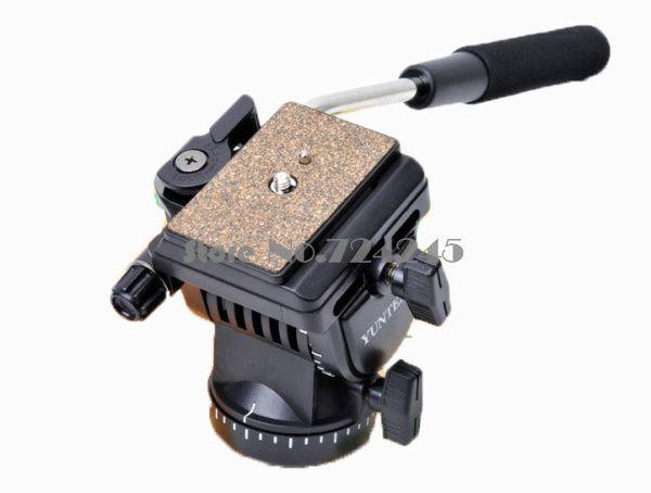 Профессиональная фотография DSLR камеры давления жидкости штатива для 5dii 5 diii 650d 60d d7000 d610 d800