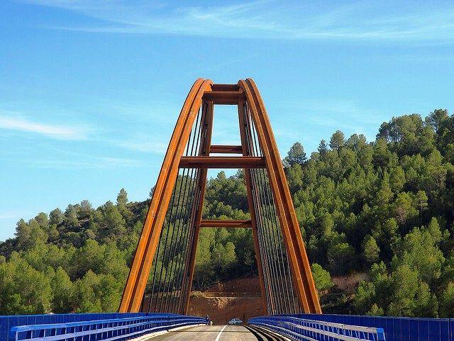 Puente de la Vicaría, Yeste (España)