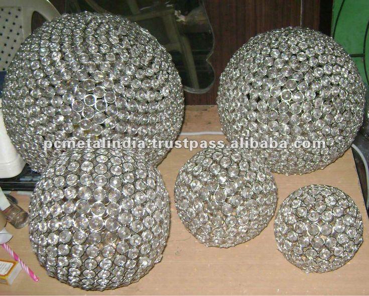 M s de 25 ideas incre bles sobre bola de cristal en for Bolas de cristal decorativas