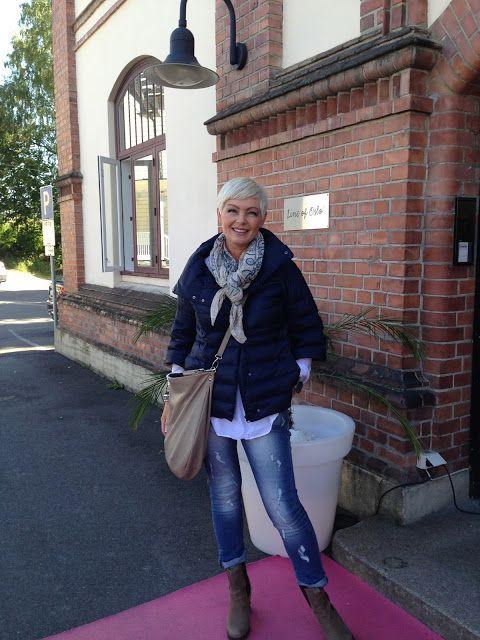 Mathildes verden: På innkjøp hos Line of Oslo