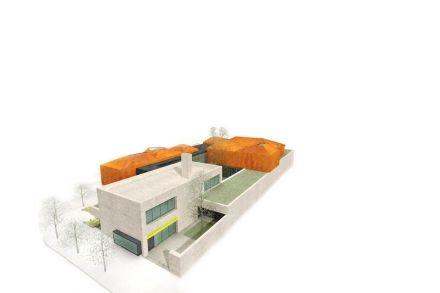 Pestszentimrei Közösségi Ház felújítása és bővítése