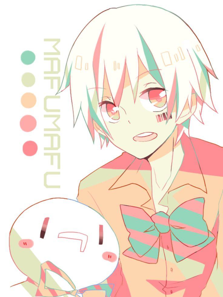 MAFUMAFU ・・・・( Ⅰ p Ⅰ )ニコニコ動画、#Nico_Nico_Douga 、#Utaite #Mafumafu #まふまふ #まふてる #Mafuteru