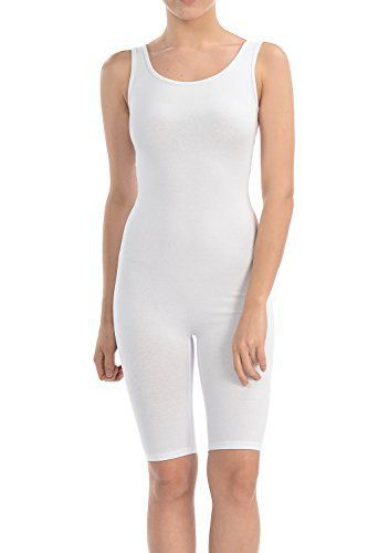 New Trending Bodysuits: 7Wins Women Catsuit Cotton Lycra Tank Short Knee Yoga Bodysuit Jumpsuit (1X, White). 7Wins Women Catsuit Cotton Lycra Tank Short Knee Yoga Bodysuit Jumpsuit (1X, White)   Special Offer: $18.95      388 Reviews Made In USA95% Cotton, 5% Spandex ; high quality heavier fabric weight to prevent show-throughS M L 1X 2X 3X – Bust 28 29 31 34 37 39, Waist 24 25 27 30 33 35,...