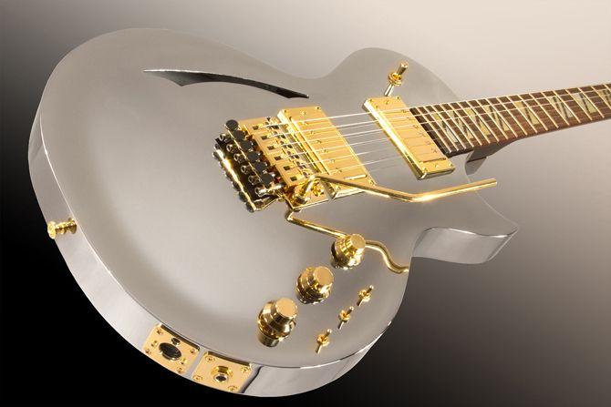 Alumisonic.com * Custom 1100 Aluminum Electric Guitars $3,450