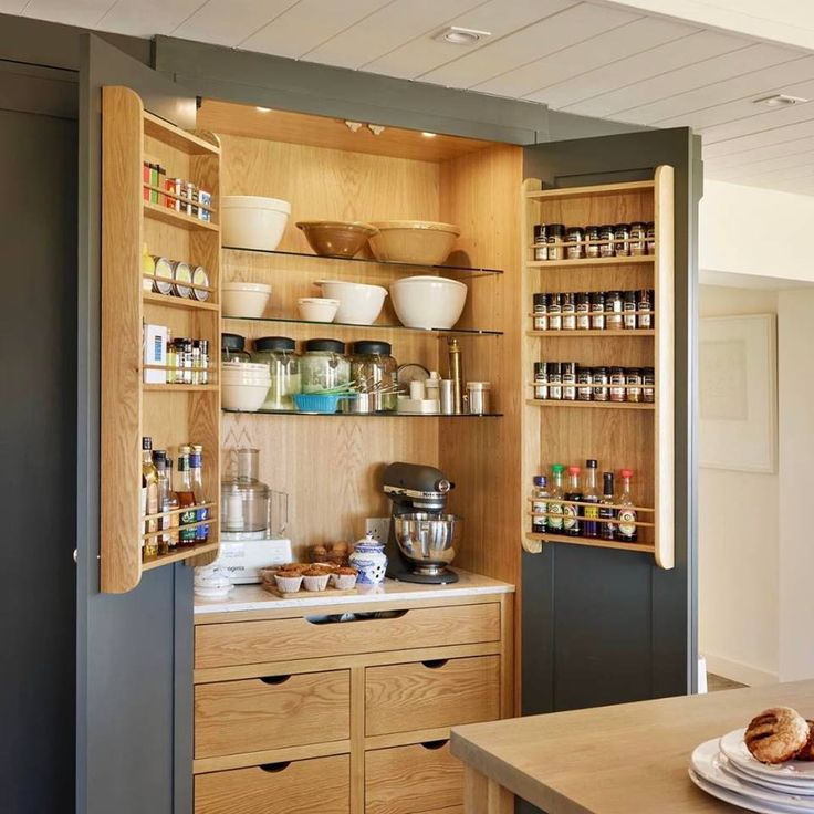 Kitchen Organization Ideas Small Spaces: 1000+ Ideas About Small Kitchen Storage On Pinterest