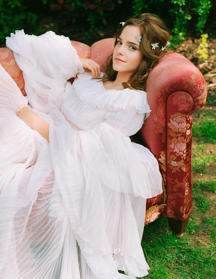 Emma Watson by Lorenzo Agius