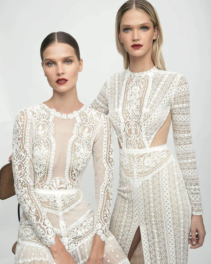 Textured lace-MODER-GLAM-DARING !!D*XX
