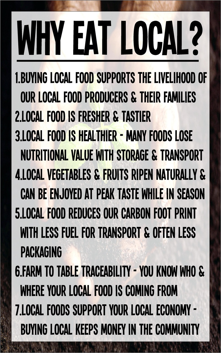 Why #local?