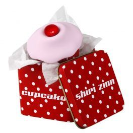 Pleasurable tea time?  Vibrating cupcake. FREE UK Delivery.