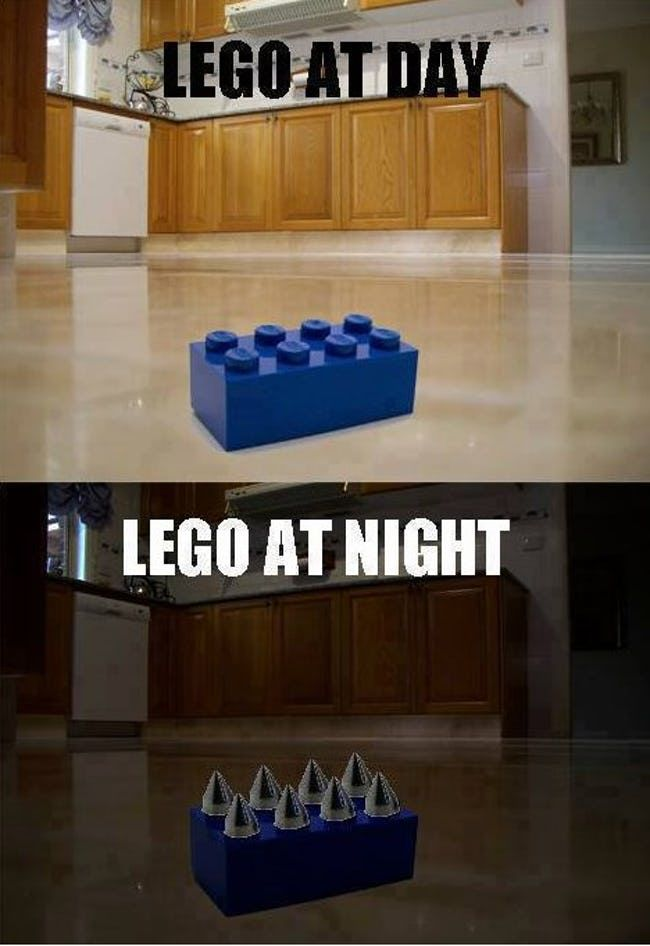 22 Pictures Only People Who Love LEGOs Will Understand | ViraLuck