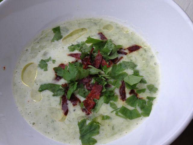Dugurd: Potet og purreløksuppe