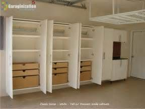 25+ Best Ideas about Garage Storage Cabinets on Pinterest | Garage organization systems, Garage ...