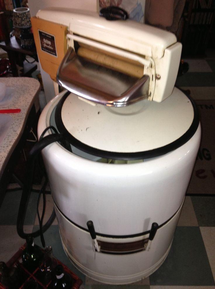 Old Fashioned Clothes Washer Wringer Tub Google Search Vintage Washing Machine Clothes Washer Wringer Washer