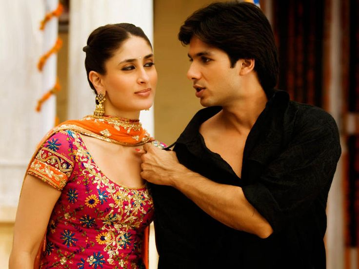 Kareena Kapoor! Find Out What She Thought About Shahid Kapoor's Marriage
