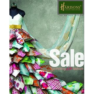 Muted work :) Harrison's sale campaign Create more.. well done mutters :)…