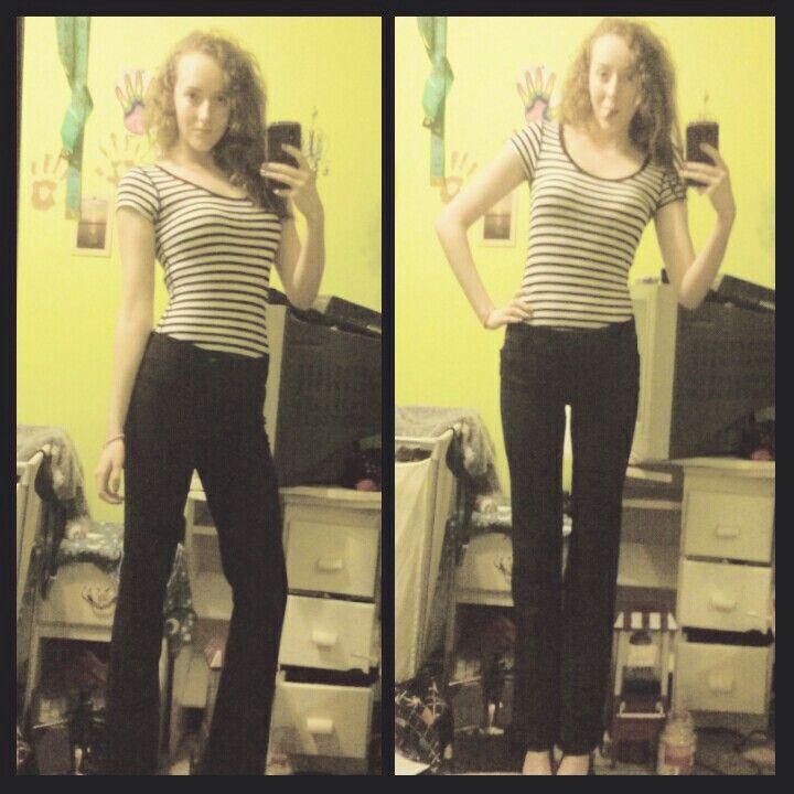 Okay so.. Guess I'm a mime