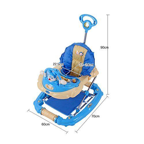 Categoría de producto: Baby Walker Carga máxima: 15 kg Tamaño del producto: 70 * 60 * 90cm Producto Peso Neto: 5,4 kg Material: plástico PP / Acero Características del producto: 1. Edad aplicable: 7-18 meses 2. caminar, caminar, juego tres funciones 3. El vehículo se puede plegar, la altura se p... http://gimnasioynutricion.com/maquinas/cinta-correr/guo-andador-bb-cochecito-multi-purpose-la-rueda-de-ardilla-cinta-para-correr-juguetes-color-1/