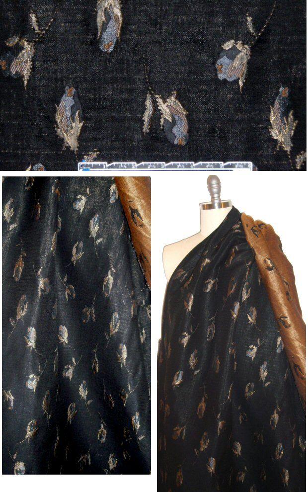 brocades & fancy suitings from EmmaOneSock.com