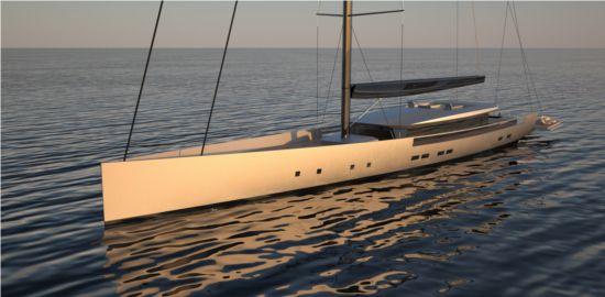 Van Geest Design Open yacht