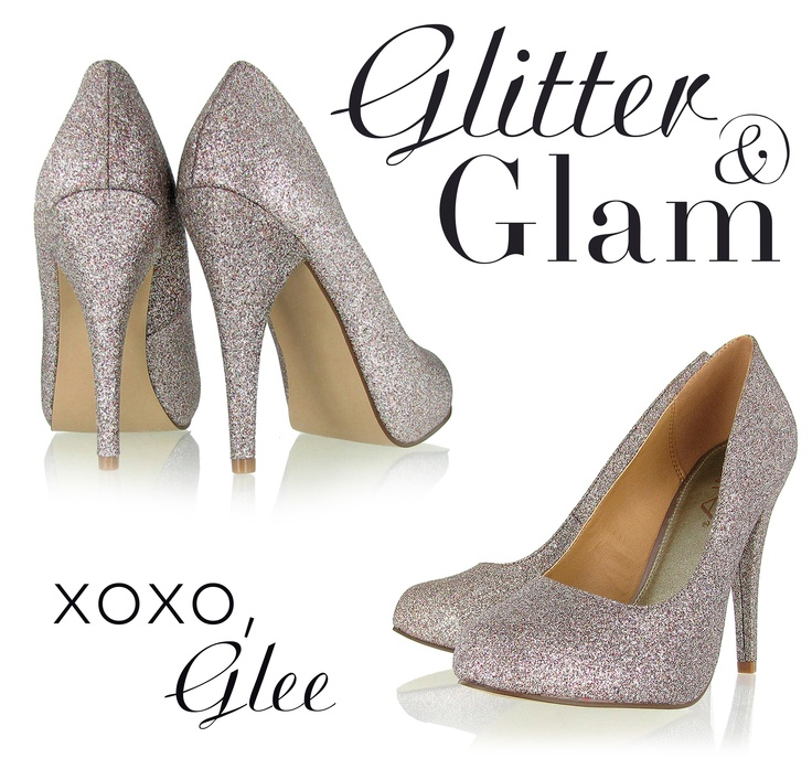 Our glam goddess Glee, she's perfect for a night out in the city. Shop her here http://bit.ly/I63j02