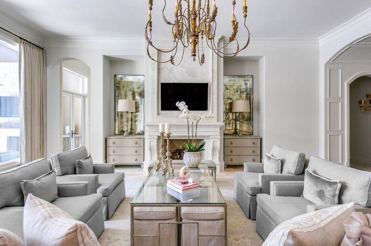 265 best images about color trend greige on pinterest for Elegant neutral living rooms