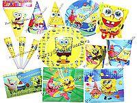 Губка Боб #theme_parties #celebration #party #sponge_bob #children's_holiday #birthday #products_for_celebration #party_stuff #губка_боб #товары_для_праздника #тематические_вечеринки #день_рождения #товары_губка_боб