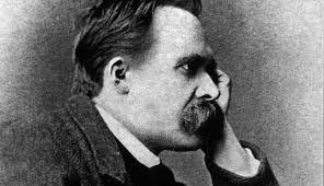"""Nietzsche: """"A todos com quem realmente me importo, desejo sofrimento, desolação, doença, maus-tratos, indignidades, o profundo desprezo por si, a tortura da falta de autoconfiança e a desgraça dos derrotados."""".   © obvious"""