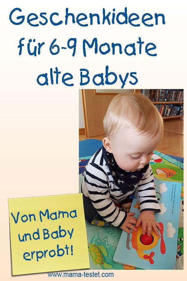 Geschenkideen Fur 6 9 Monate Alte Babys Von Mama Und Baby Erprobt 9 Monate Altes Baby 6 Monate Baby Spielzeug Baby 6 Monate