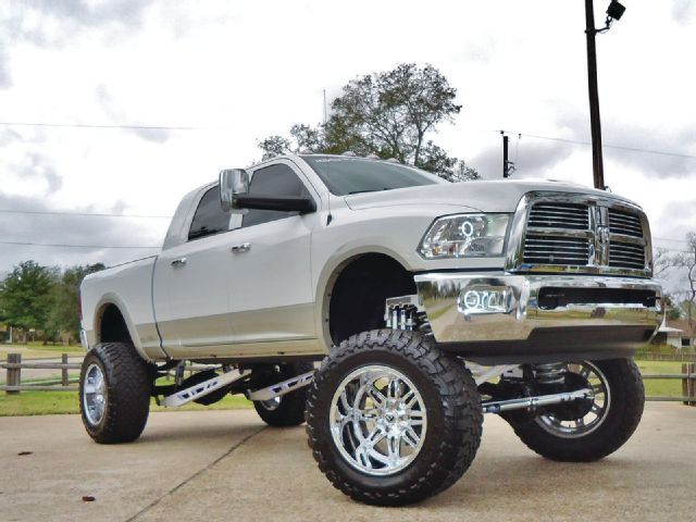 2011 dodge ram 2500 4x4 diesel lifted truck - Dodge Truck 2015 Lifted