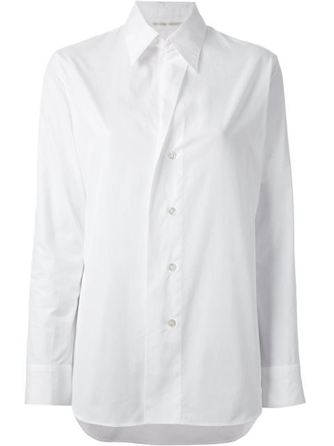 Shop Yohji Yamamoto 'Whita Maching' shirt in Henrik Vibskov Boutique from the world's best independent boutiques at farfetch.com. Over 1000 designers from 60 boutiques in one website.
