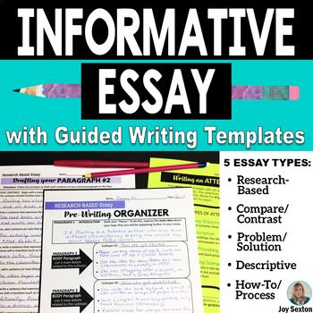Best  Informative Essay Ideas On   Informational