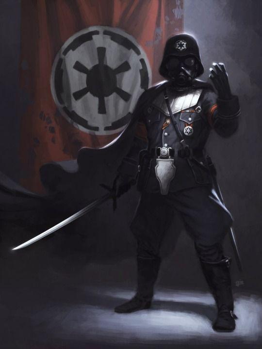 Darth Vader Redesign by Giorgio Bironi