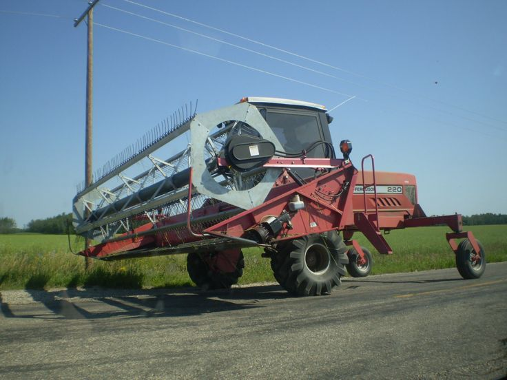 Respect Slow Moving Farm Equipment