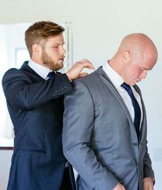 "13 Responsibilities That Come With The Title Of ""Best Man"""