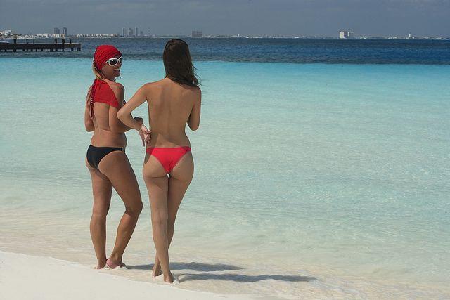 Join told bikini destinations cancun you