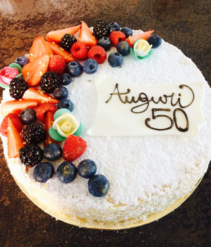 Compleanno 50