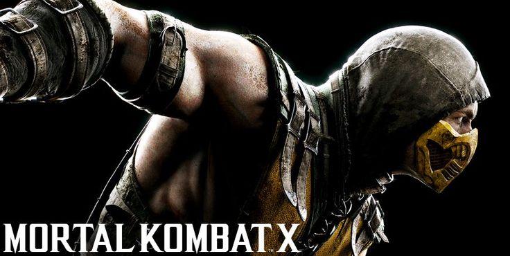 Game Mortal Kombat X Rilis 14 April