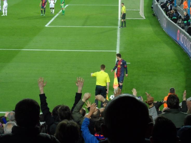 FC Barcelona - AC Milano #football  #barcelona #acmilano