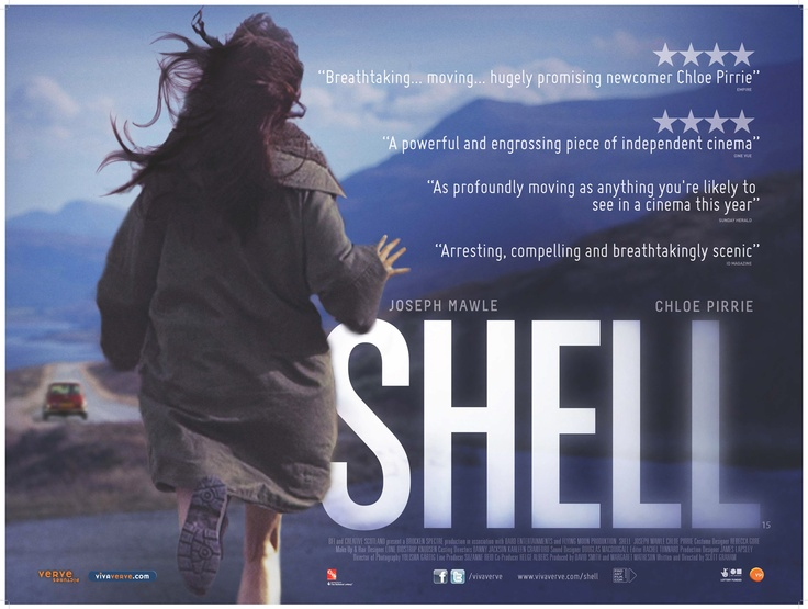 Shell by Scott Graham  https://www.facebook.com/ShellByScottGraham