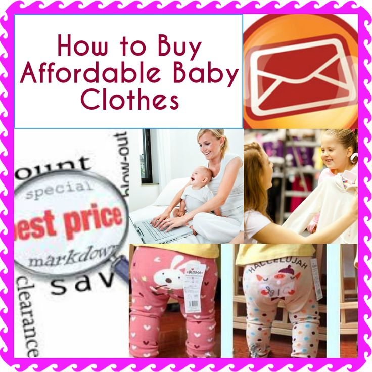 Baby clothing also known as infant clothing is clothing for babies. Shopping for a newborn baby is usually difficult, because there are a few things to remember in terms of comfort, size, safety, along with other similar factors.  adamevebabywear.blogspot.com/2014/10/how-to-buy-affordable-baby-clothes.html