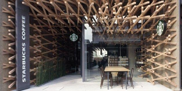 Die Acht schönsten Starbucks Filialen