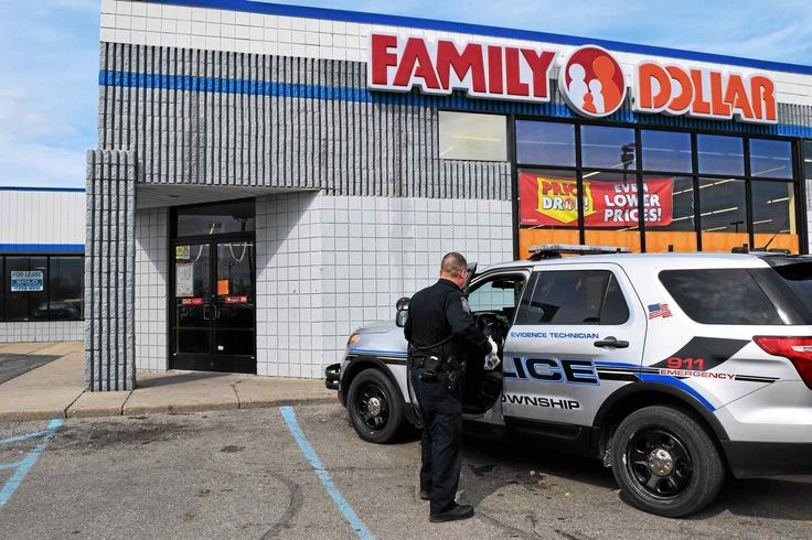 Clinton Township police quickly arrest suspect in Family Dollar holdup