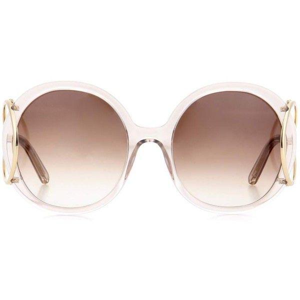 patterned lens sunglasses - Nude & Neutrals Saint Laurent Eyewear 7W8rT