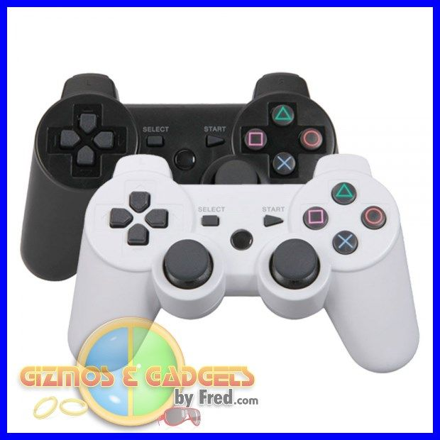 2 pcs PS3 remotes.Wireless.Non-OEM. Excellent prices. full details at: gizmosandgadgetsbyfred.com