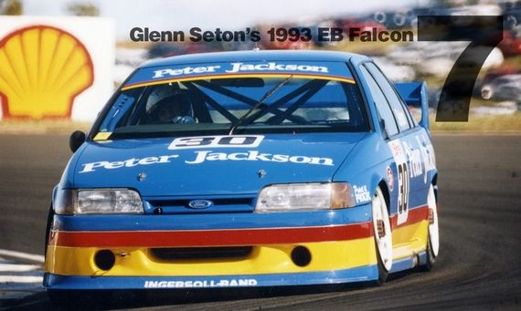 Photo Gallery: Top 10 Aussie Racing Fords