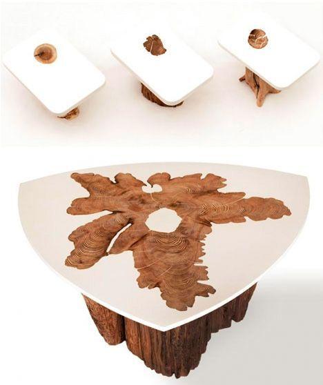 Redefining Rustic Materials: 6 Modern Log Furniture Makers   WebUrbanist