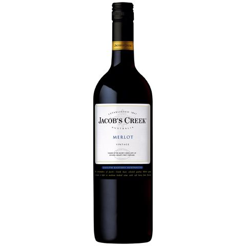 Merlot – Jacob's Creek 750 ml | Shop Australia