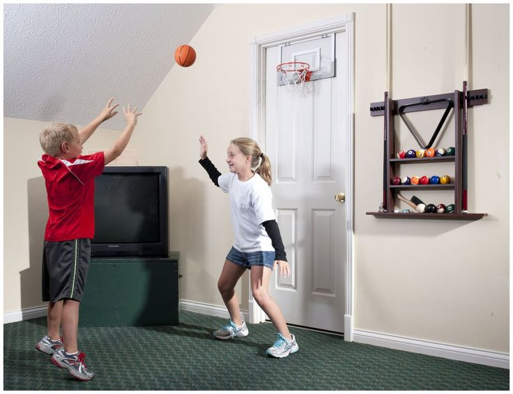 Spalding NBA Slam Jam Basketball Mini Hoop - A perfect scaled-down replica of official & 31 best Mini hoops images on Pinterest | Basketball hoop Basketball ...