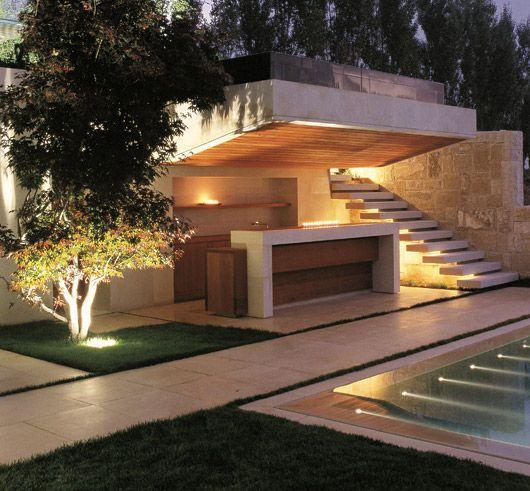 Poolside-----Bassil Mountain Escape, Faqra, Lebanon  Vladimir Djurovic Landscape Architecture, Broumana, Lebanon  client: Jimmy Bassil  (Photo: Geraldine Bruneel)